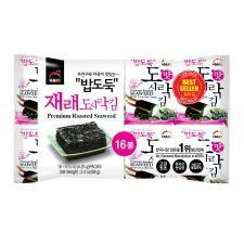 Haio Roasted Seaweed 16 pack