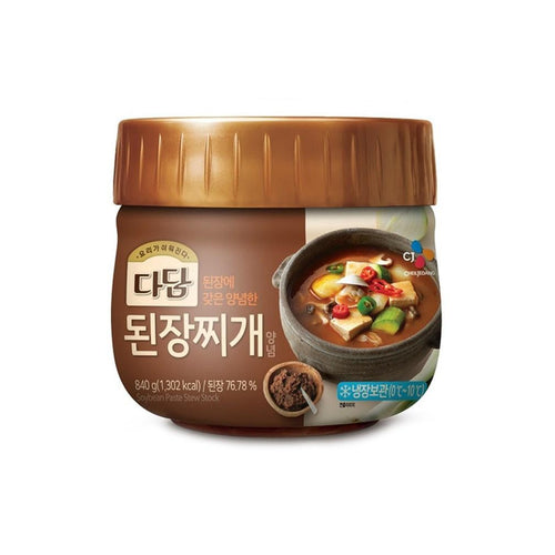 beksul soybean paste seasoning for stew