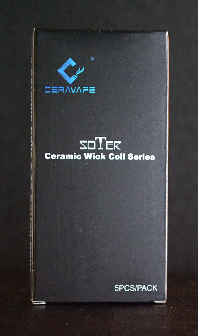 Ceravape Soter Replacement Coils