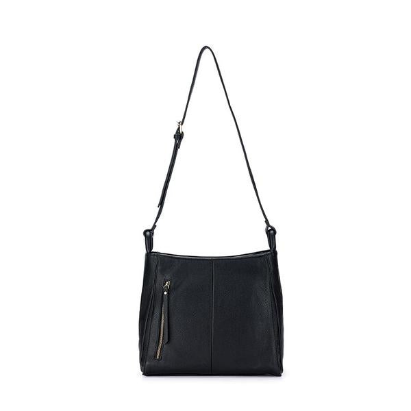 Amara 3pc Black Caviar Bag