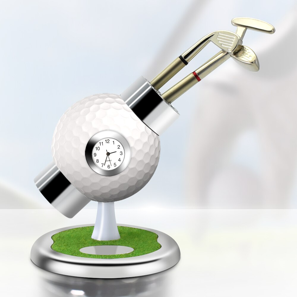 Clock Golf Pen Holder