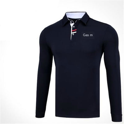 Men's Golf Long Sleeve Ice T-shirts