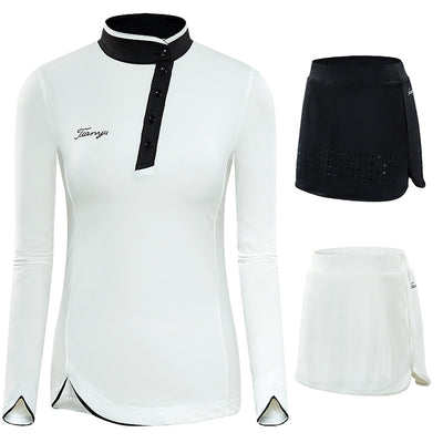 Women Golf Tshirt / skirt