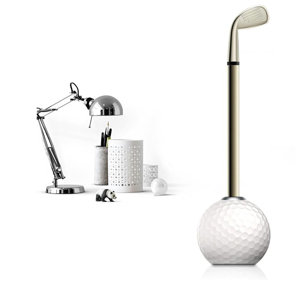 Golf Ball Pen Stand Holder