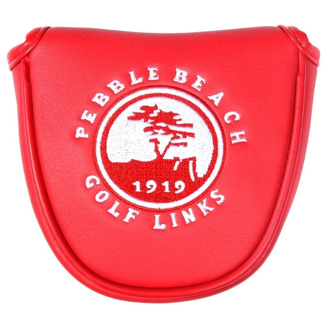 PEBBLE BEACH Putter Covers Headcover