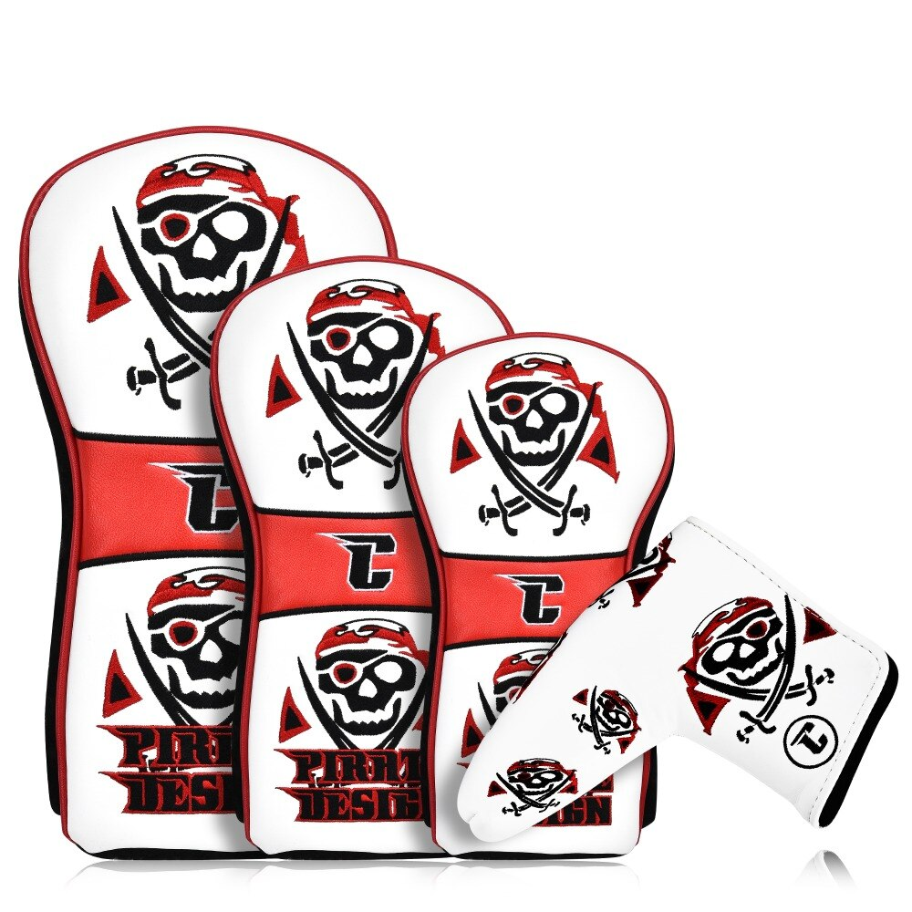 Pirate Head Covers