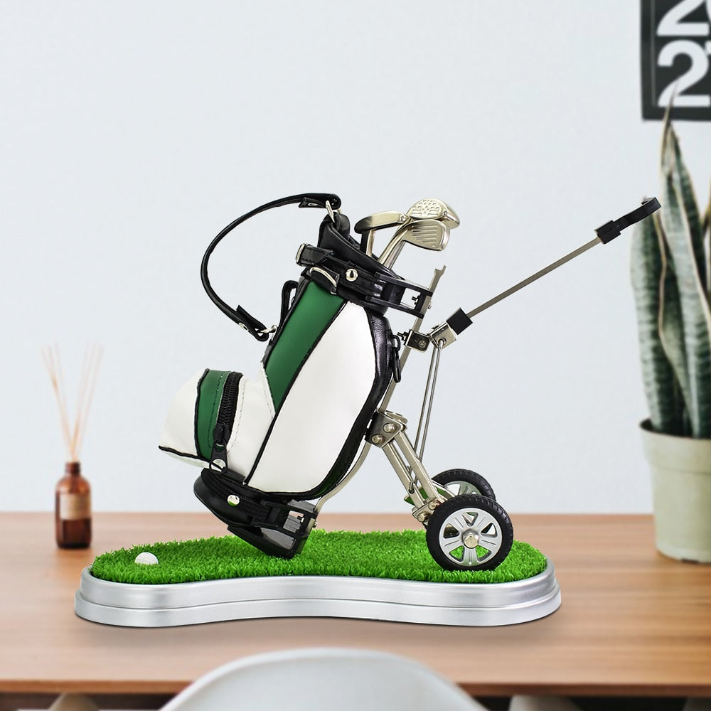 Golf mini bag Pens Holder