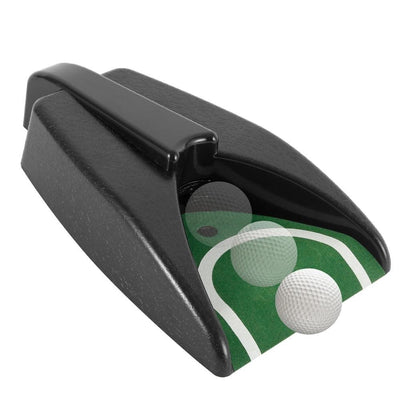 Automatic Golf Ball Training Return Device