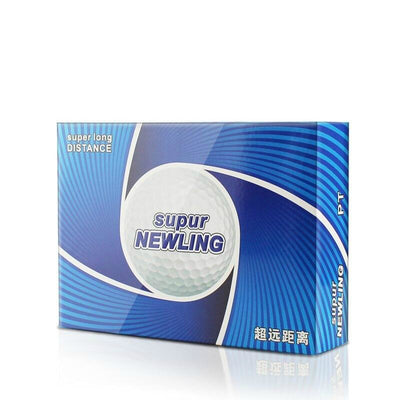 Super Long Distance 12 pcs Golf Balls