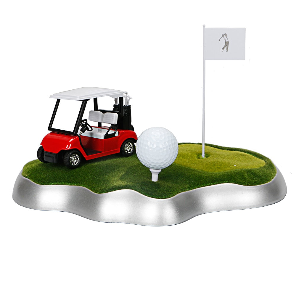 Golf Model decoration for desk