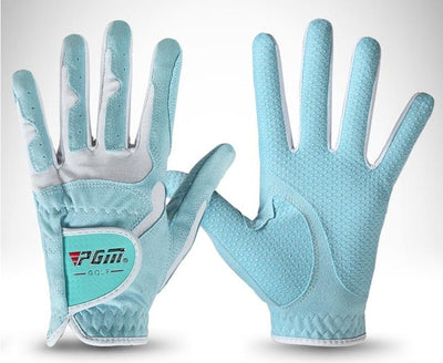 Women's pair Golf Gloves Slip-resistant