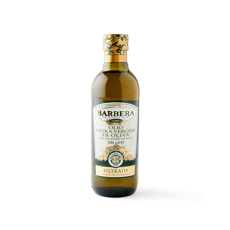 Barbera Extra Virgin Olive Oil Filtered - 500ml