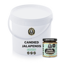 Candied Jalapenos® Green Rings - 5kg Bucket