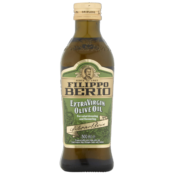 Filippo Berio Extra Virgin Olive Oil - 500ml