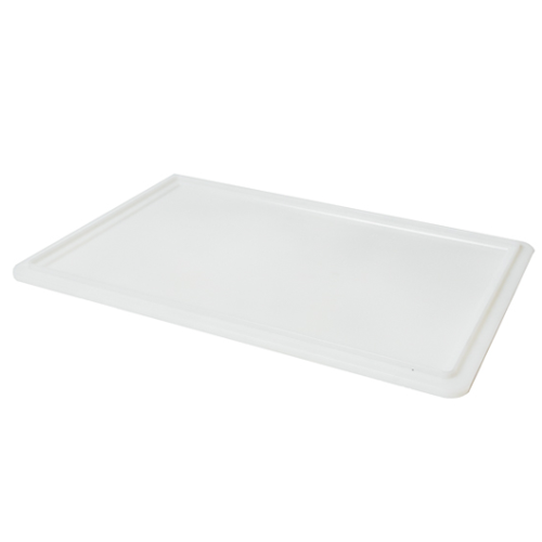 GI Metal Pizza Dough Proving Tray Lid