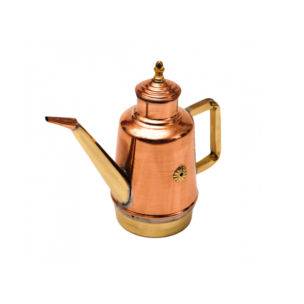 GI Metal Traditional Neapolitan Oil Can - Small 0.45L