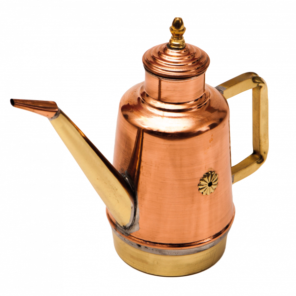 GI Metal Traditional Neapolitan Oil Can - Large 0.84L