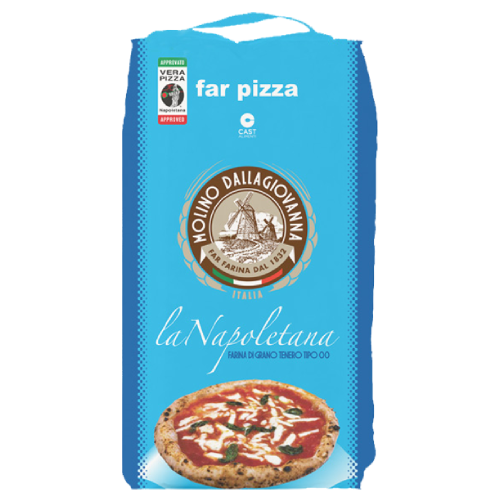 Molino Dallagiovanna La Napoletana Pizza Flour 00 - 5kg