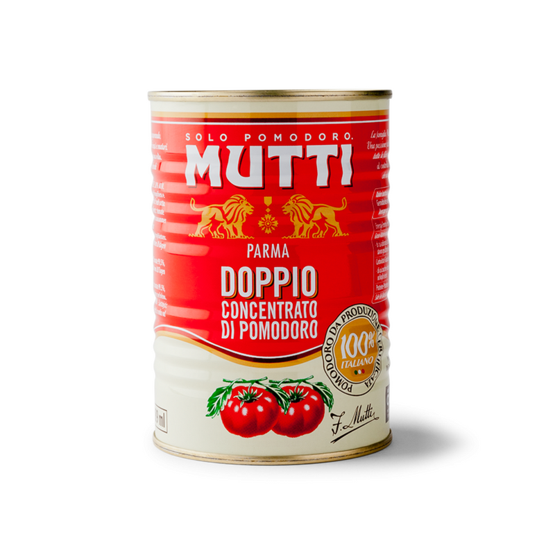 Mutti Double Concentrate - 440g