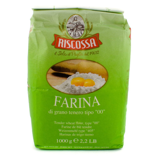 Riscossa Pizza and Pasta Flour 1kg