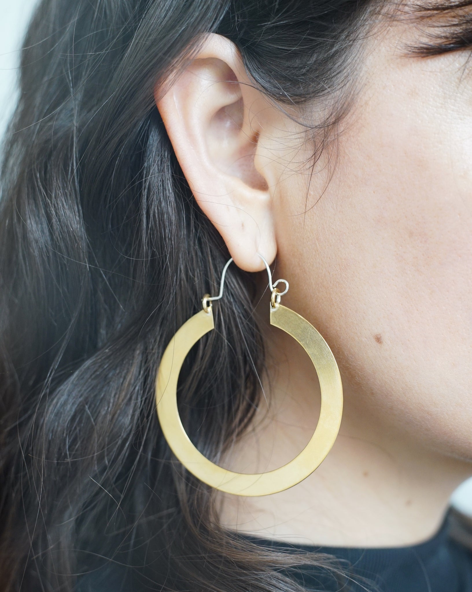 Statement Hoop