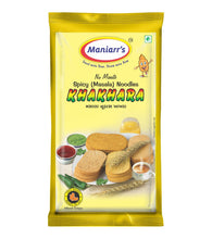 Load image into Gallery viewer, Maniarrs Khakhara Noodles Combo (8 Packs, 4 Flavors, 360 Gm)
