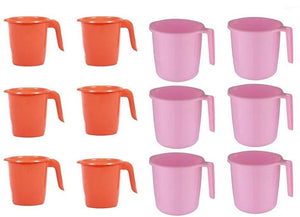 Your Brand Bathroom Accessories & Organization - Deluxe Plastic Mug for Bathroom