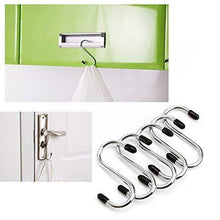 Load image into Gallery viewer, 0232 Heavy Duty S-Shaped Stainless Steel Hanging Hooks - 5 pcs