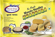 Load image into Gallery viewer, 023 Noodles Khakhra (Pack of 8)