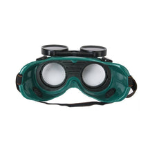 Load image into Gallery viewer, 417 Welding Goggles (Dark Green, Large)