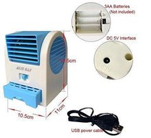 Load image into Gallery viewer, 201  Dual Bladeless Mini Air Conditioner