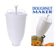 Load image into Gallery viewer, 646 Mini Donut Maker Dispenser - Plastic Vada/Meduwada Maker
