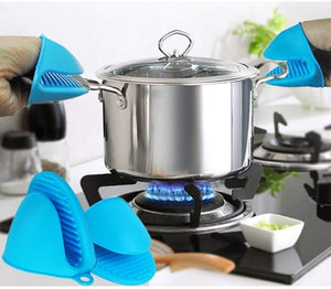 2067 Silicone Heat Resistant Cooking Potholder for Kitchen Cooking & Baking