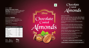 045 Effete Almonds Chocolate  (96 Gms)