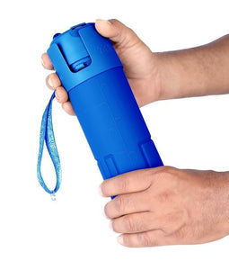 326 Silicone Collapsible/Foldable Water Bottle