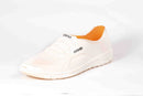 Infinity Bend Men's White Color Shoes