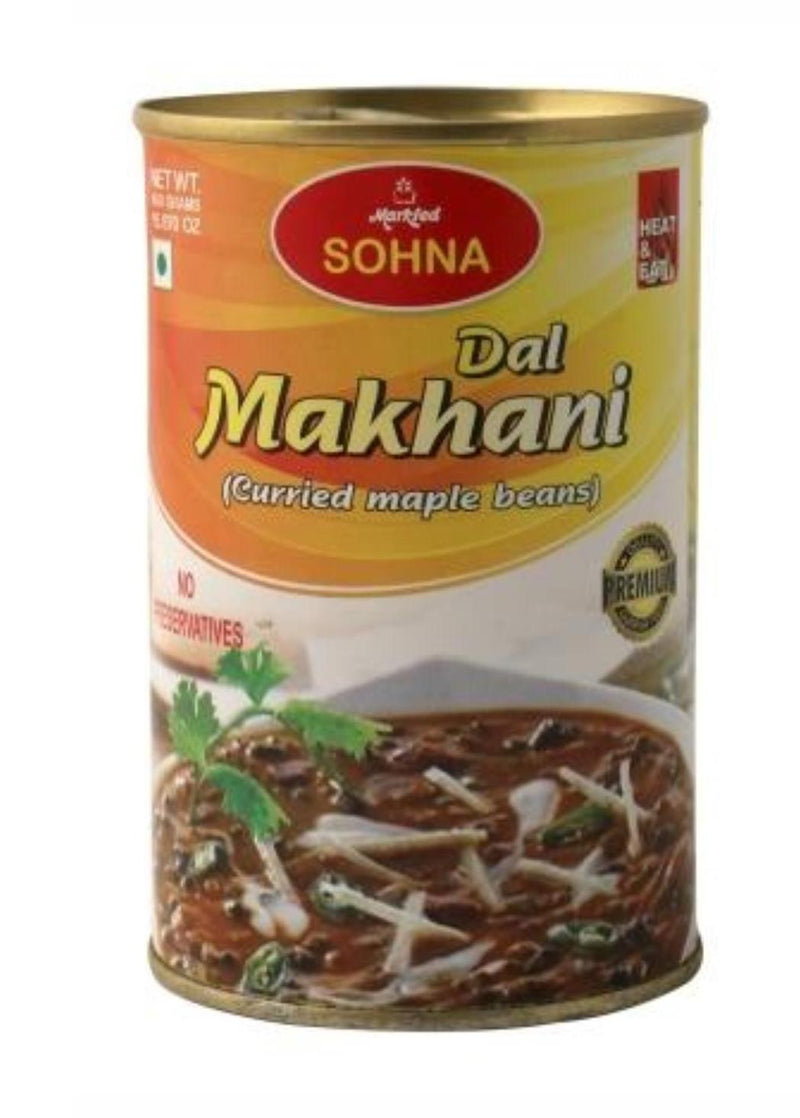 Sohna Dal Makhani (Curried Maple Beans)-(850gm)