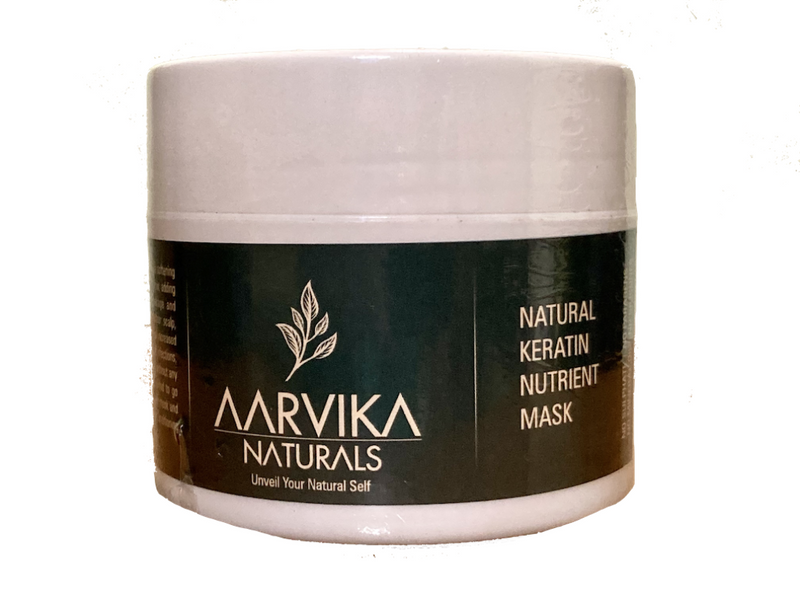 Natural Keratin Nutrient (Hair) Mask