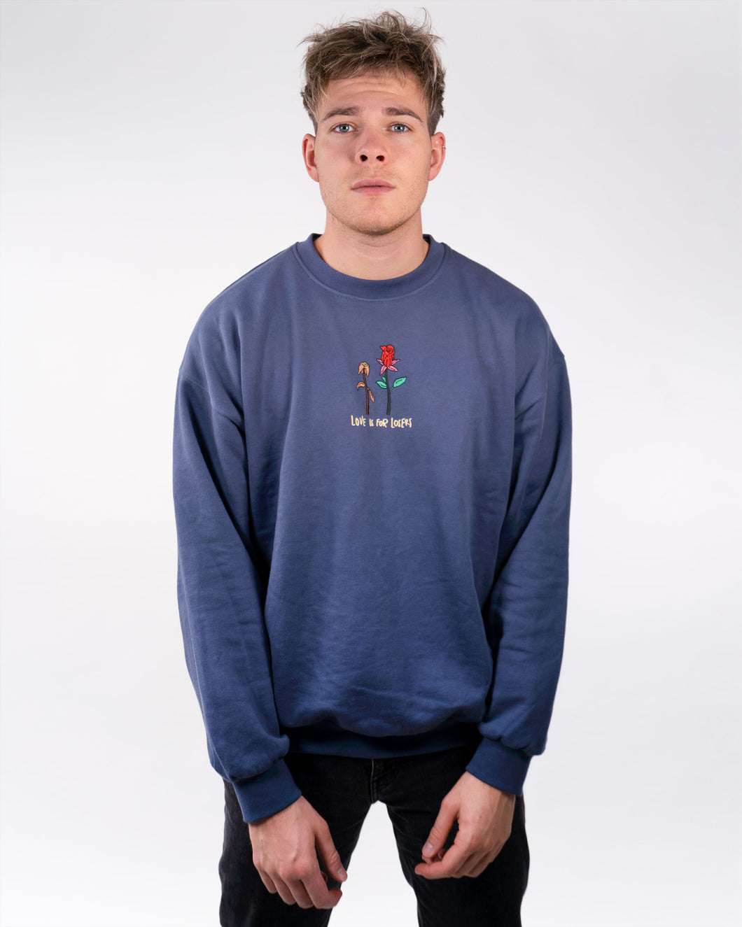 Love Is For Losers Crewneck