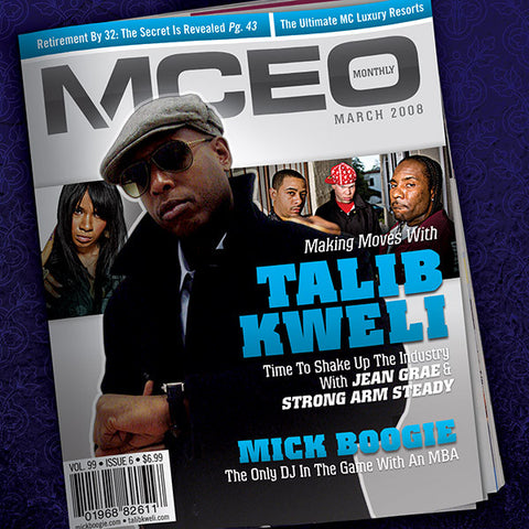 Talib Kweli - The MCEO Mixtape hosted by Mick Boogie