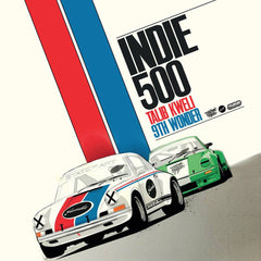 Talib Kweli & 9th Wonder present… Indie500 (LP)