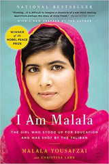 Malala Yousafzai - I Am Malala: The Girl Who Stood Up for Education and Was Shot by the Taliban(Softcover)