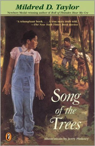 Mildred D. Taylor - Song Of The Trees