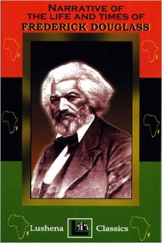 Narrative Of The Life And Times Of Frederick Douglass