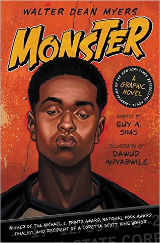 Walter Dean Myers - Monster (Graphic Novel)
