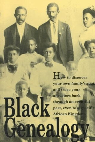 Charles L. Blockson - Black Genealogy
