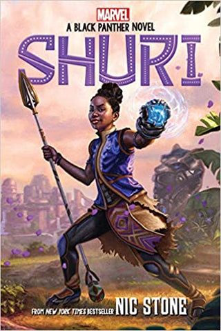 Nic Stone - Shuri: A Black Panther Novel (Hardcover)