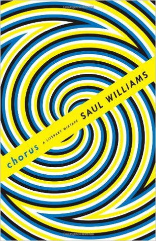 Saul Williams - Chorus: A Literary Mixtape