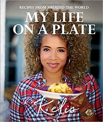 Kelis - My Life On A Plate (Hardcover)