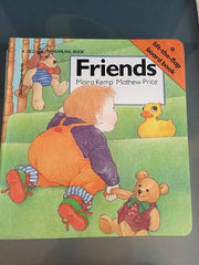Moira Kemp & Mathew Price - Friends (Softcover)